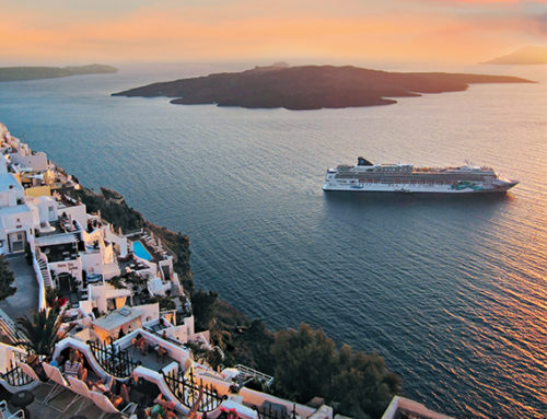 Your Invitation: Norwegian Cruise Line Presentation