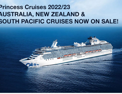 Princess Cruises 2022/23 Cruises On Sale Now!