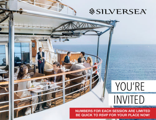 Your Invitation: Silversea Information Session
