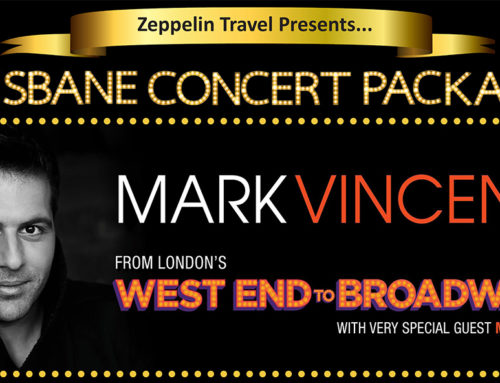 Mark Vincent & Mirusia, From London's West End to Broadway: Brisbane Concert Package