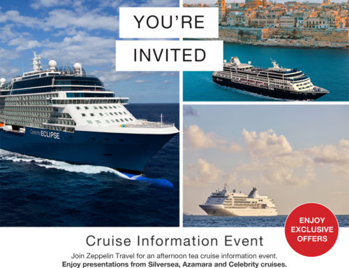 Your Invitation: Cruise Information Event