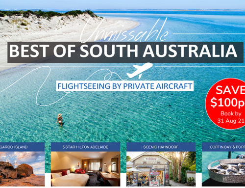 Best of South Australia: Private Charter Getaway
